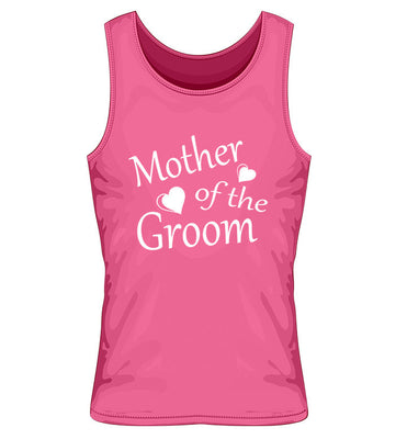 Mother of the Groom Vest