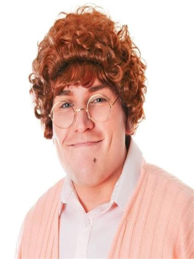 Mrs Brown Wig