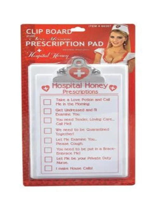 Nurse Clipboard