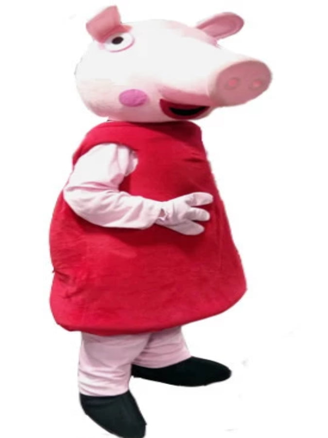 Peppa Pig look a like Costume Hire