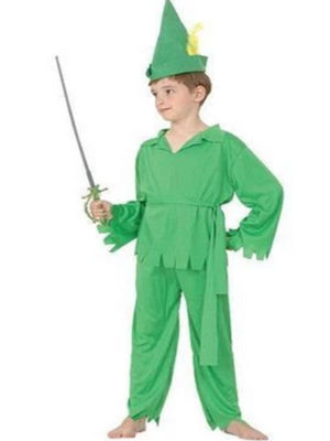 Peter Pan Children's costume