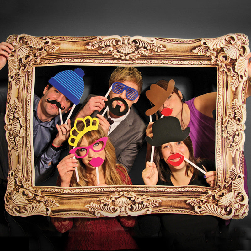 Photo Booth frame | Athlone Jokeshop and Costume Hire