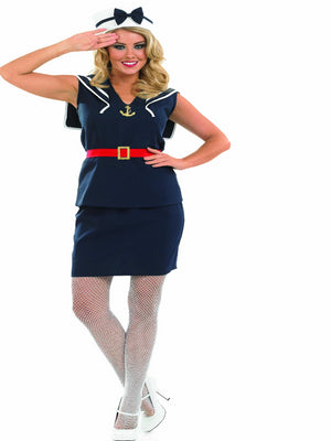 PIN UP SAILOR GIRL