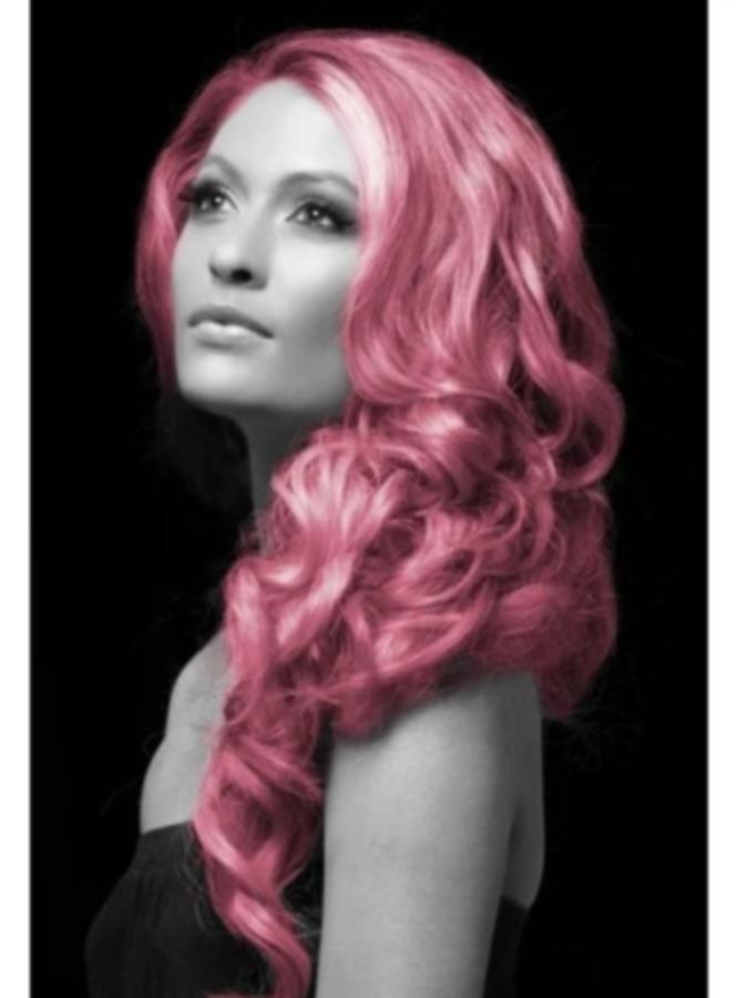 Pink Wash Out Hair Spray