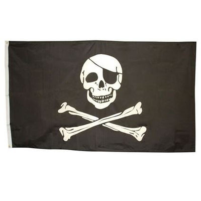 Pirate flag 5ft x 3ft