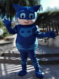 pj masks blue mascot costume
