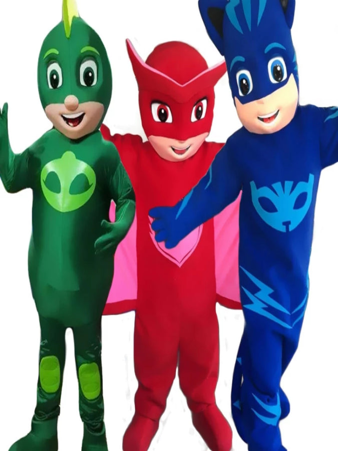 PJ Masks Costumes €45 Each Hire