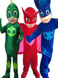 PJ Masks Costumes Hire