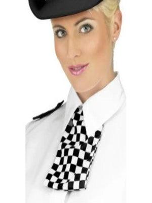 Policewoman's Scarf, with Elastic Neck Band