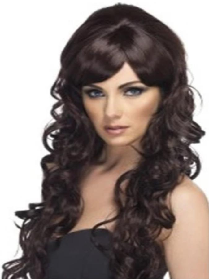 Pop Starlet Wig Brown