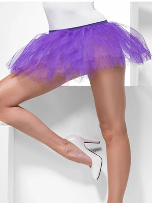 Purple Tutu Underskirt
