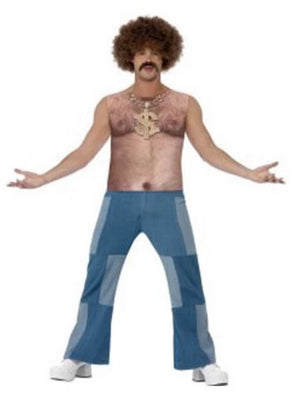 Realistic 70's Hairy Chest