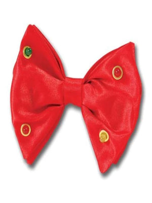 Red Flashing Bow Tie