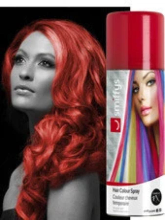 Red Hair Spray  (Light Red)
