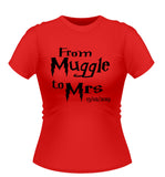 Harry Potter theme 'Brides' Hen Party TShirt