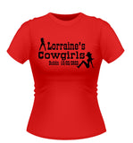Cowgirl Theme Personalised TShirt