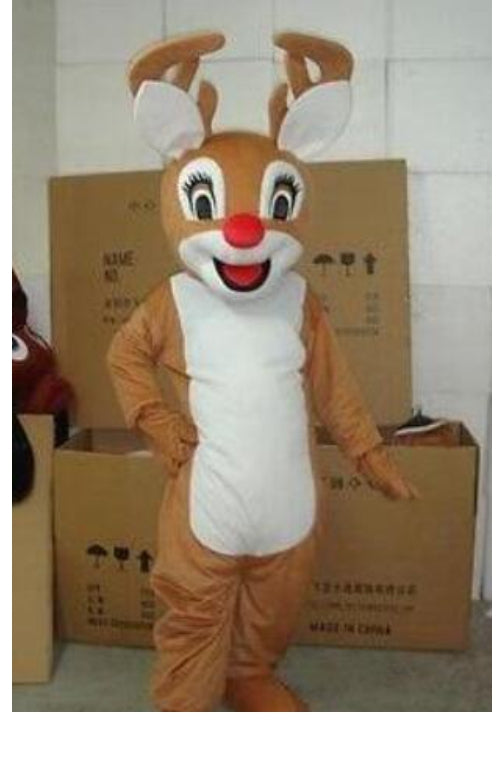 Reindeer Costume Hire