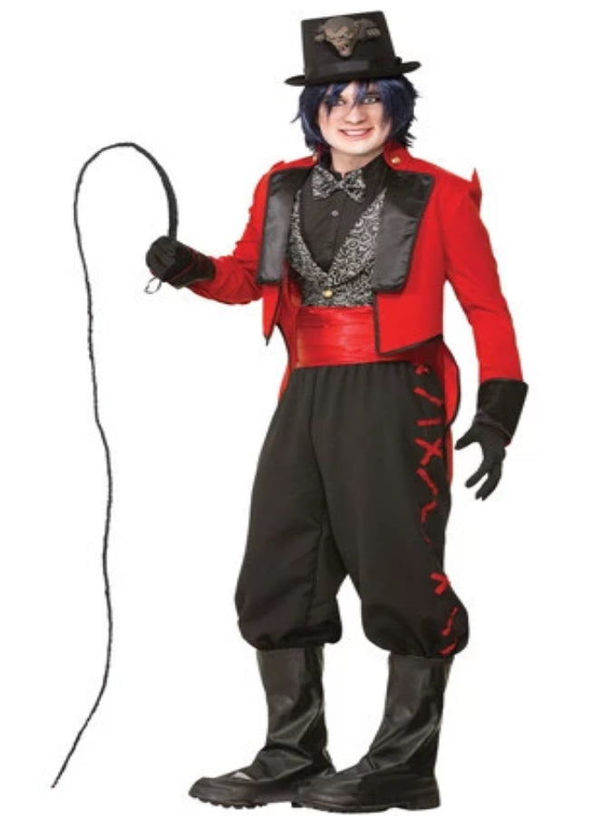 Ring Master Twisted Attraction costume