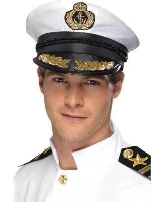 Sailor Captain Hat