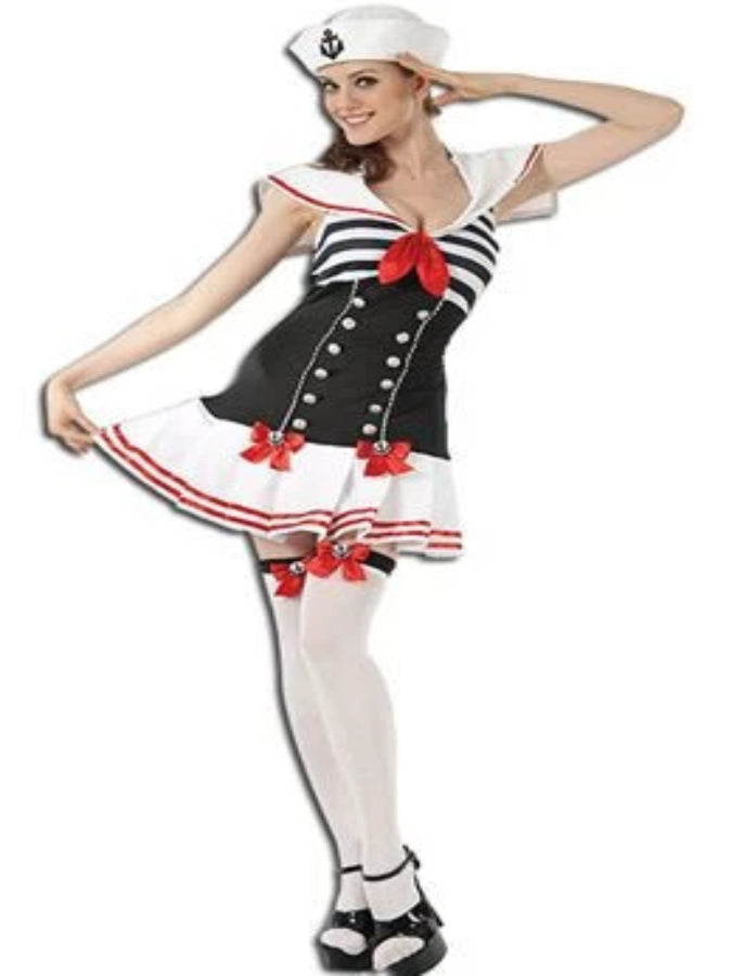 Sailor Girl Sexy Costume