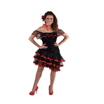Salsa Spanish Lady Short,