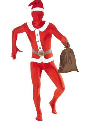 Santa Second Skin costume