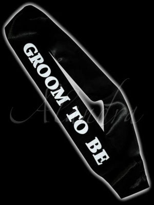 Sash Groom To Be