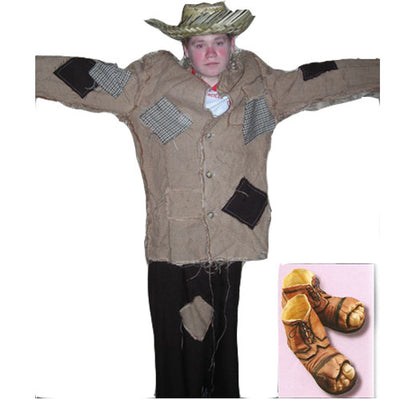 Scarecrow Costume hire