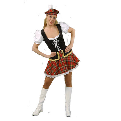 Scot Girl Costume Hire