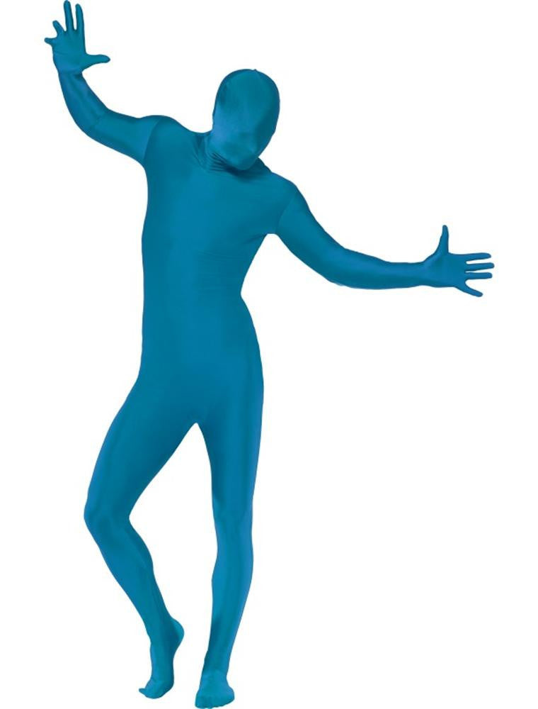 Second Skin suit Blue