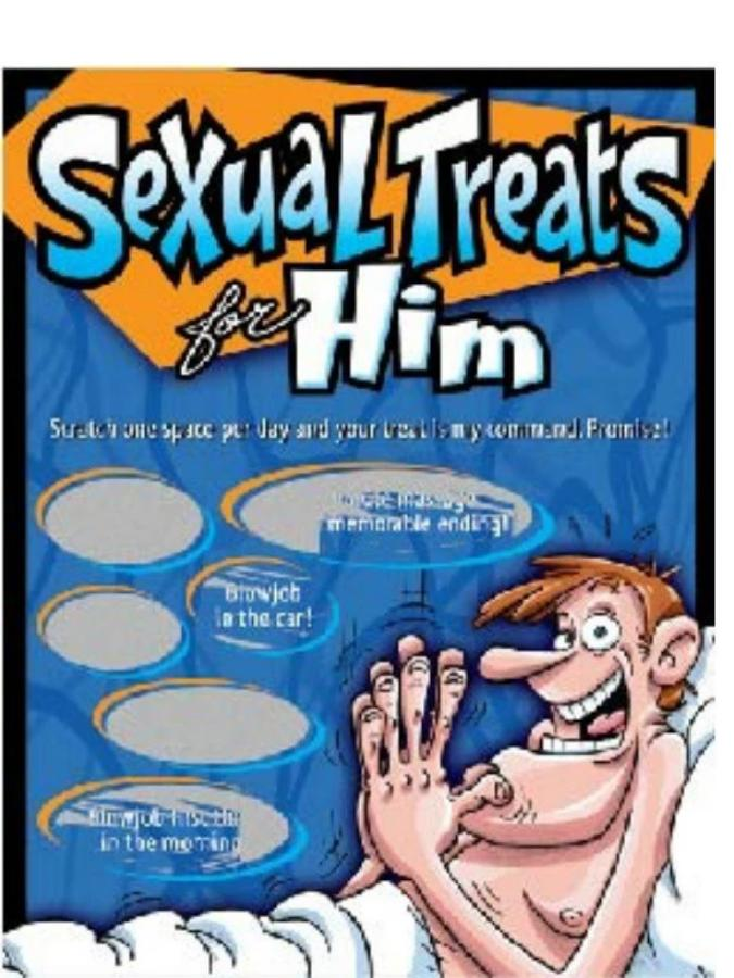 SEXUAL TREATS FOR HIM