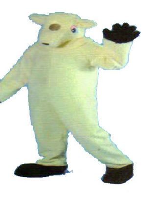 sheep Mascot Costume Hire