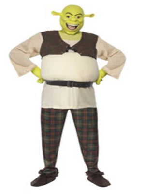 shrek look a like