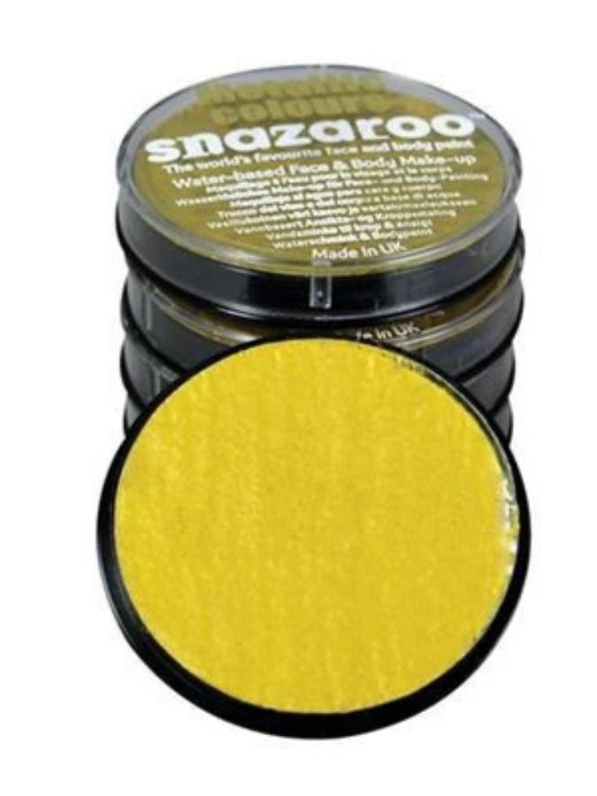 Snazaroo Metallic Gold 18ml
