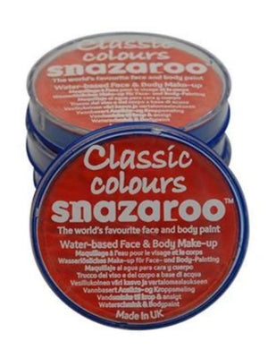 Snazaroo Orange Facepaint18ml