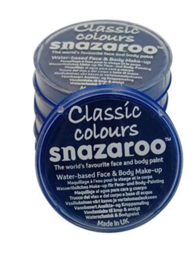 Snazaroo Royal Blue Facepaint