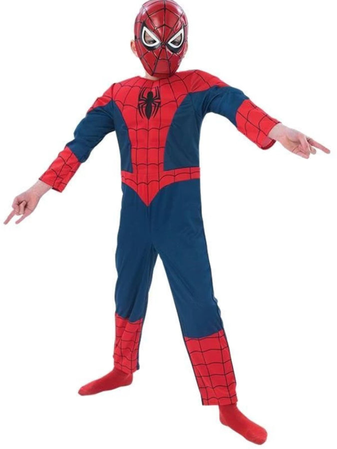 SpiderMan children,s costumes