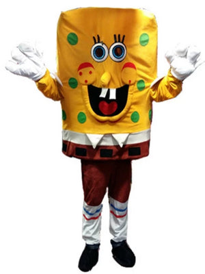 Spongebob look a like  Costume Hire