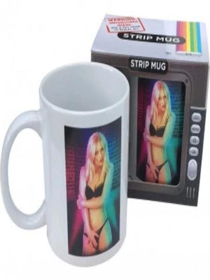 STRIP MUG - Female - Blonde