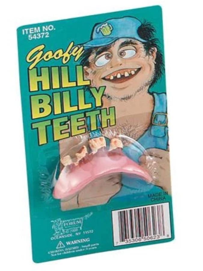 Teeth Hilly Billy