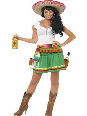 Tequila Shooter Girl Costume