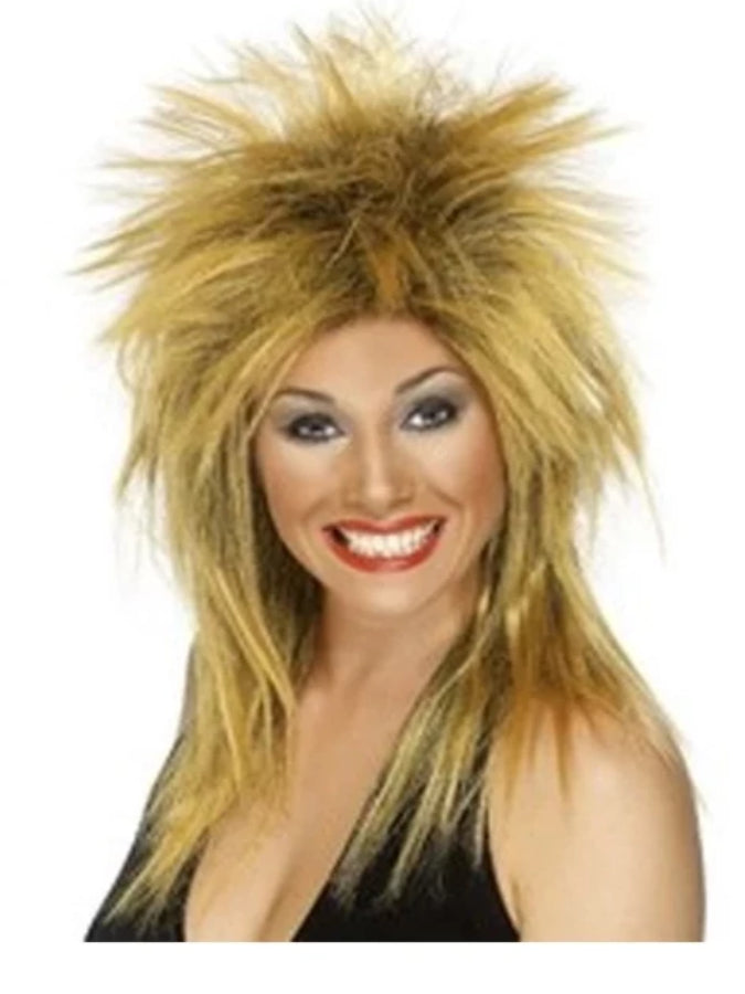 Tina Turner Smiffys Wig Athlone Jokeshop And Costume Hire