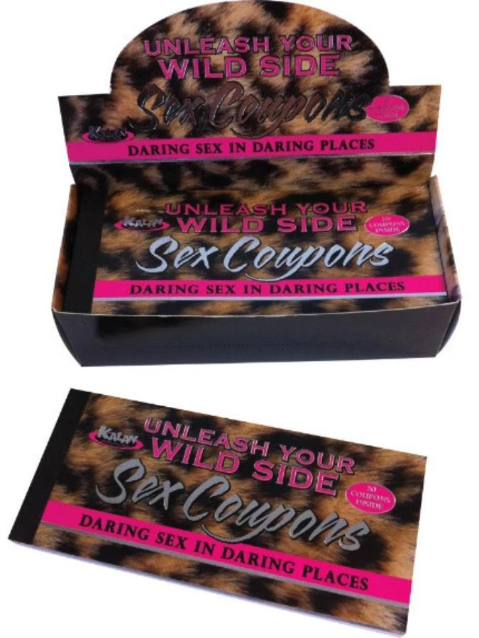 Unleash Your Wild Side Coupons