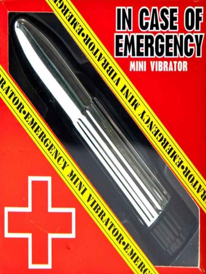 Vibrator in Case Of Emergency