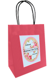 Hen Night Personalised Vintage Gift Bag