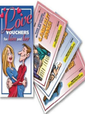 Vouchers - Love Vouchers for Him and Her