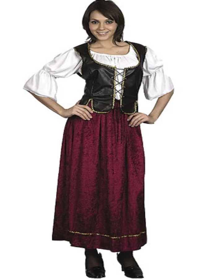 Wench Plus Size  sc 1 st  JokeShop.ie & Wench Plus Size | Athlone Jokeshop and Costume Hire