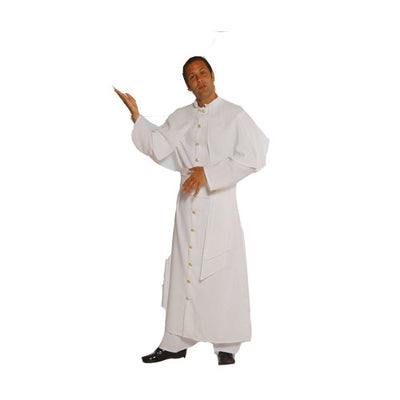 White Pope Costume Hire