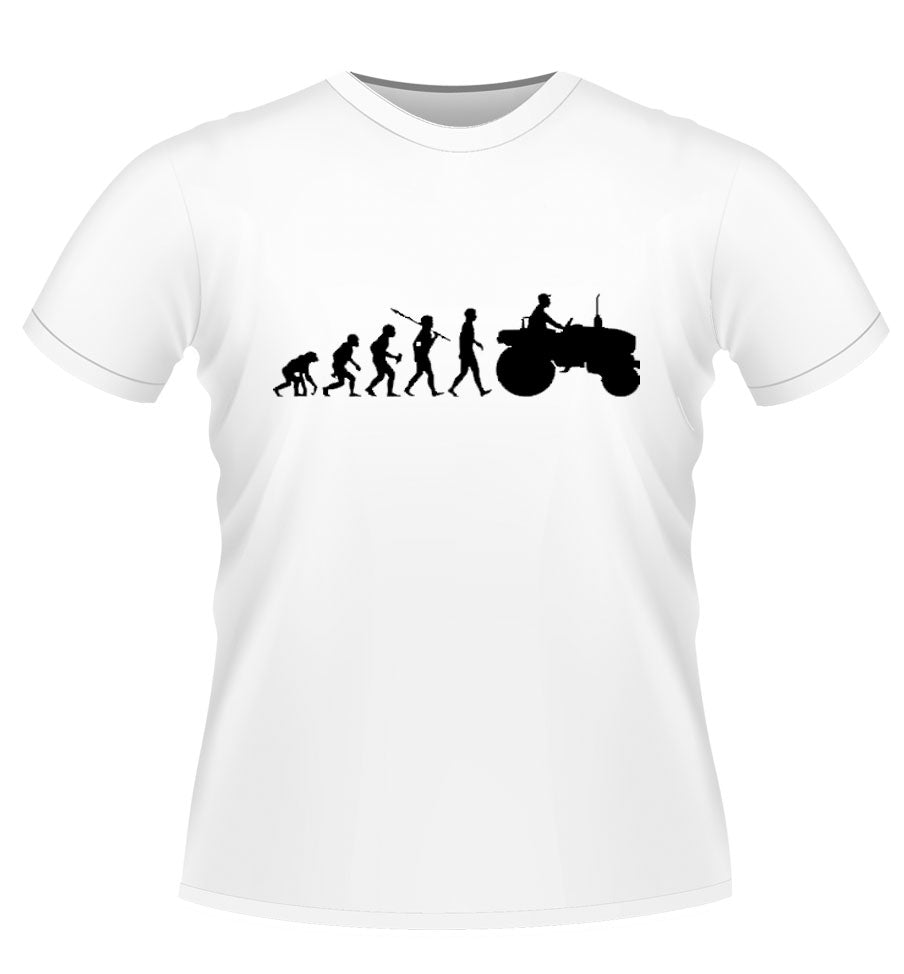 Evolution of Farmer Tshirt
