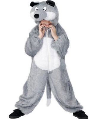 wolf costume Children's costume